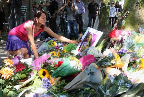 Amy Winehouse Tributes Paid as Police Probe