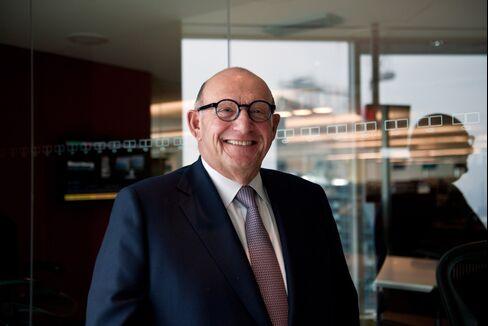 RioCan Real Estate CEO Edward Sonshine