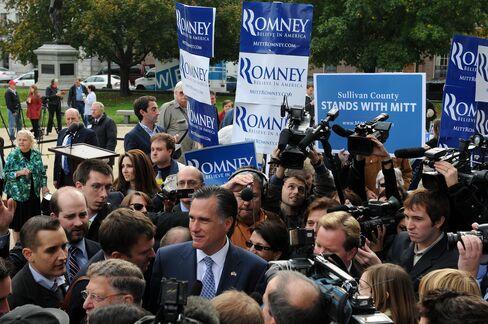 Romney Challenges New Hampshire Upset History