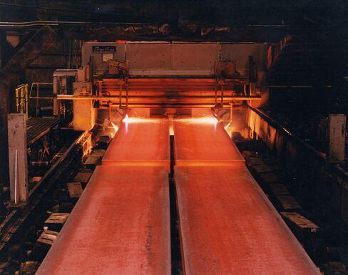 U.S. Steel Beats Estimates on Sales of More Profitable Alloy