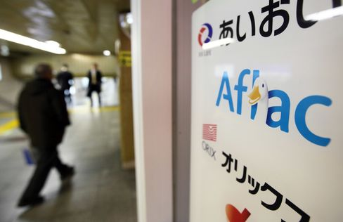 Aflac Policies, Coach Bags Risk Drop in Japan Sales