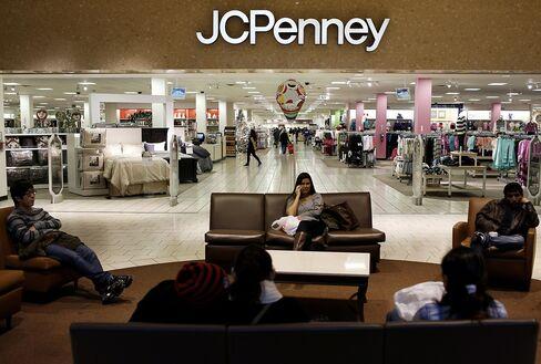 J.C. Penney Secures Bankers' Leeway to Raise Billions in Capital
