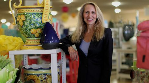 TJX Cos. CEO, Carol Meyrowitz. Photograph: Suzanne Kreiter/The Boston Globe via Getty Images