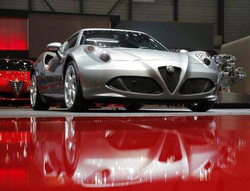 Alfa Romeo 4C Automobile