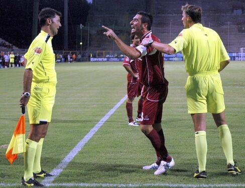 Soccer Approves Goal-Line Technology