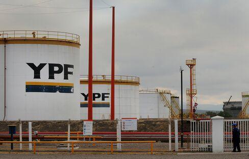 Morgan Stanley Buys Argentine Stocks as YPF Deal Lures BlackRock
