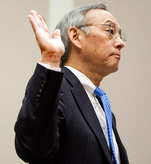 Solyndra Decisions Mine, Chu Telling Republican-Led Panel