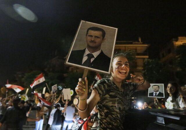 Bashar al-Assad isn't leaving. The U.S. needs to admit that.