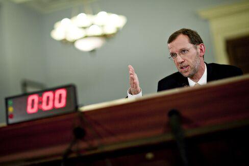 Douglas Elmendorf, director of the Congressional Budget Offi