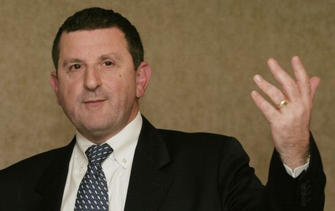 Sucden Financial CEO Michael Overlander