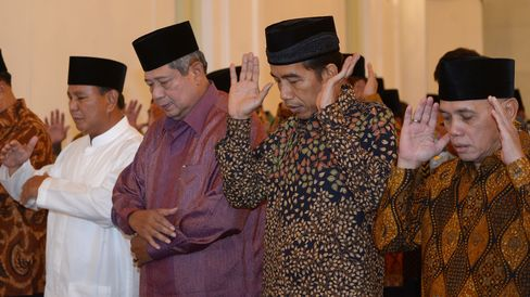 Indonesian President & Candidates