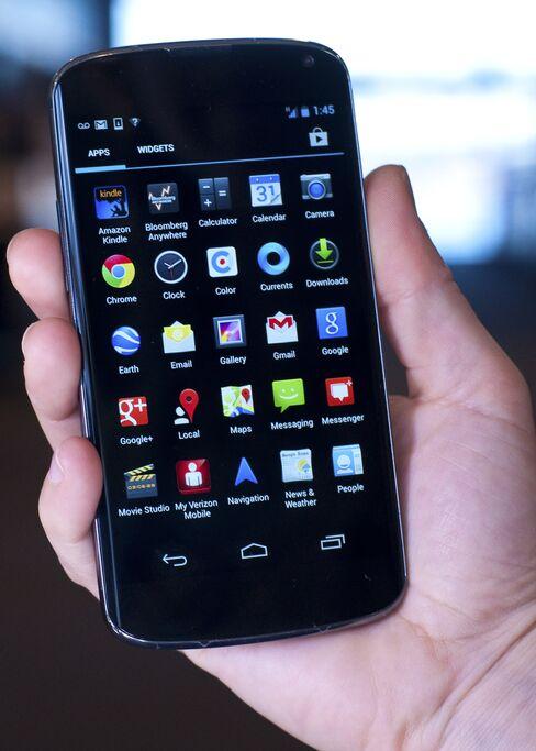 Google's Apple Envy Yields Phone, Tab, Laptop