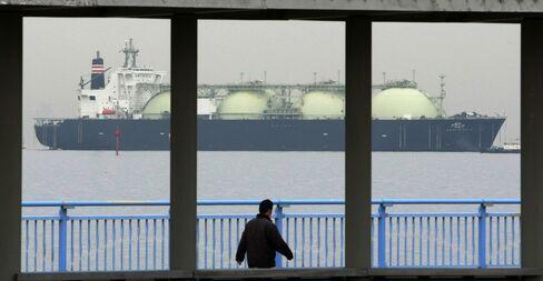 Japan's Nuclear Exit Extending Record Profit for Golar