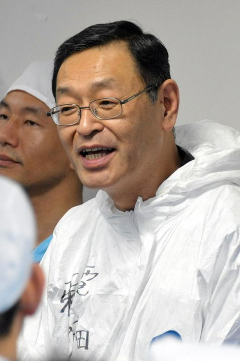 Former Fukushima Nuclear Plant Head Masao Yoshida