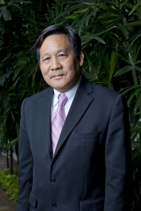 Former Thai Airways International Pcl CEO Piyasvasti Amranand