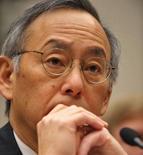 Chu Pushed $1.4 Billion Loan Tied to Solyndra