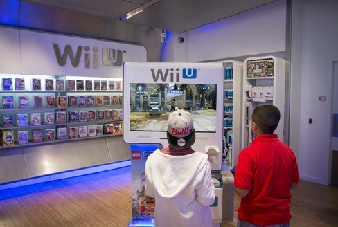 Nintendo Expects Own Software Development to Help Revive Wii U