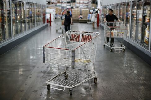 Consumer Comfort in U.S. Slumps to Lowest Level Since January