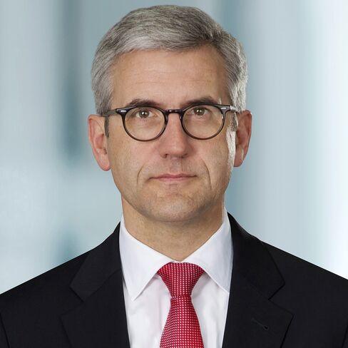 ABB Ltd. Designated Chief Executive Officer Ulrich Spiesshofer