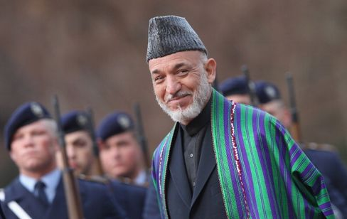Karzai Cuts Short Europe Trip
