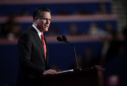 Romney Sidesteps Details of Tax Overhaul Plan for Top Earners
