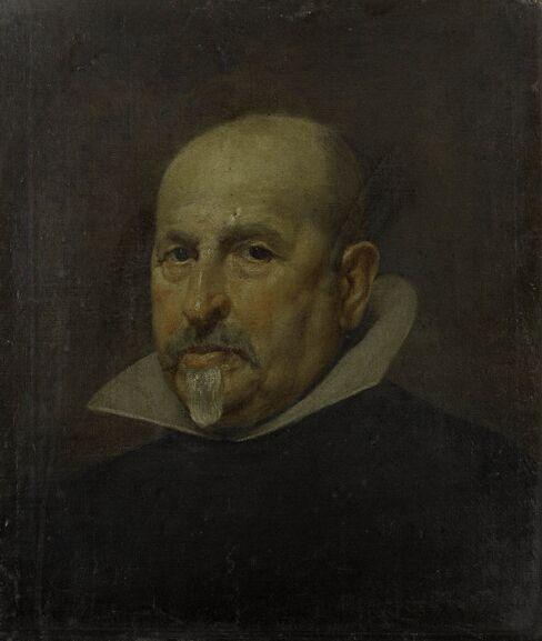 Velazquez Portrait