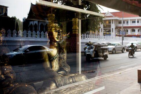 Thai Stock Rally to Ease as Profit Growth Slows