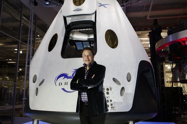 Elon Musk's SpaceX could be the target of a provision of the NASA appropriations bill.