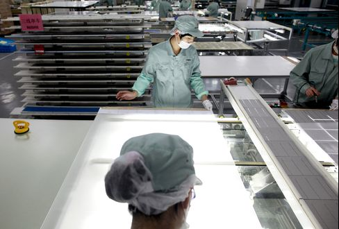 Chinese Zombies Emerging After Years of Solar Subsidies