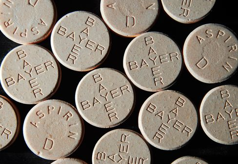 Bayer Increases 2012 Forecast on Growth in Crop Chemicals, Drugs
