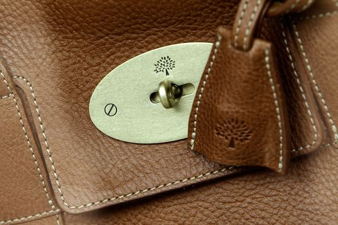 Mulberry Worlds Top Fashion Stock as Overseas Sales Boom