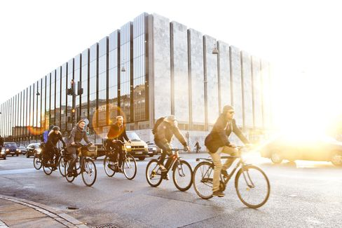 Denmark Says Debt Reduction Is Top Priority