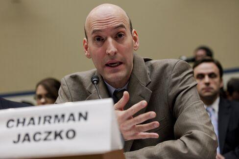U.S. Nuclear Regulatory Commission Chairman Gregory Jaczko