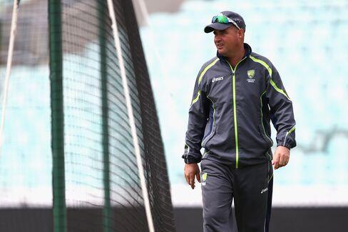 Cricket Australia Head Coach Mickey Arthur
