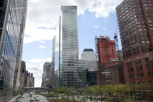 Goldman Sachs Group Inc.'s new headquarters