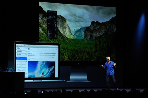 Apple Software Engineering VP Craig Federighi