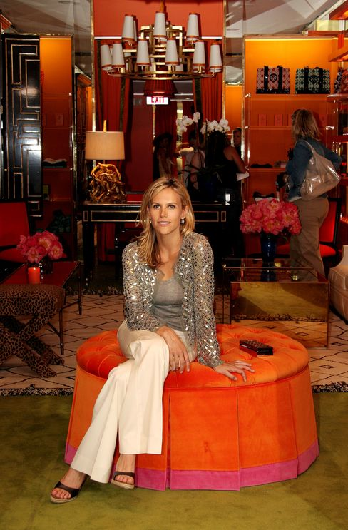 Fashion Designer Tory Burch