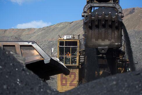 Coal Mining in Russia