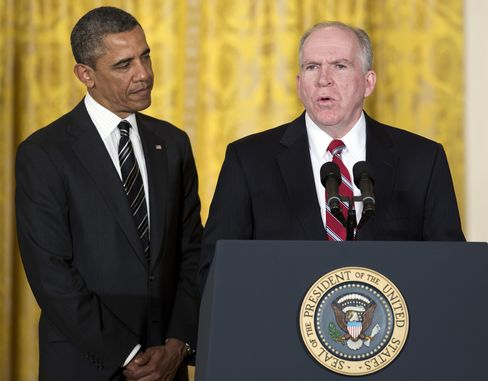 Brennan Hearing Opens White House to Scrutiny of Drone Use