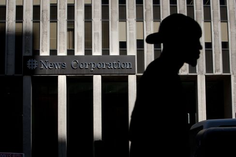 News Corp.'s Print Loss Is Bondholders' Gain