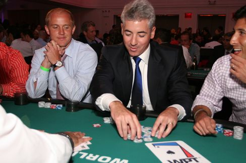 Reach Poker Tournament