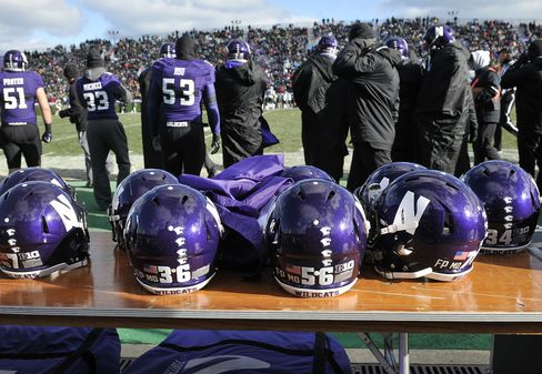 Northwestern University Football