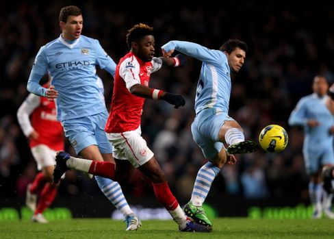 Manchester City Beats Arsenal to Maintain Two-Point Lead