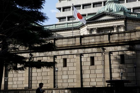 Japan Monetary Base Slides for the First Time Since August 2008