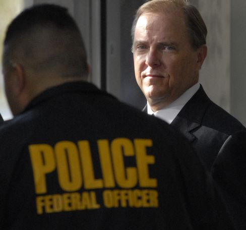 Former Enron CEO Jeffrey Skilling