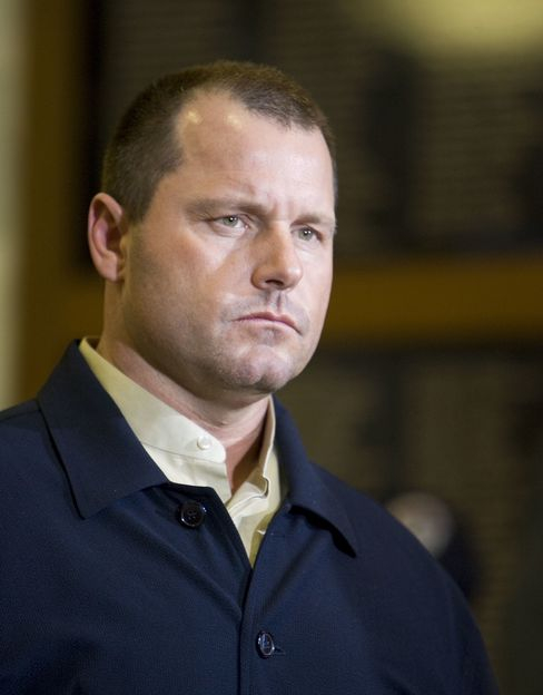 Former New York Yankees Pitcher Roger Clemens