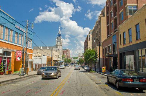 Sweet Auburn Historical District