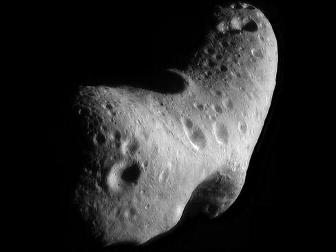 Google's Page, Schmidt Back Startup Mining Asteroids for Metals