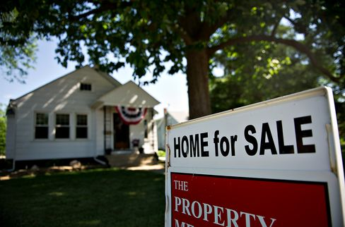 Pending Sales of Existing Homes in U.S. Rebounded in July