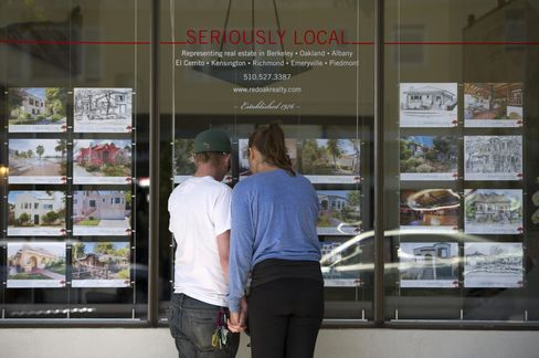 Home Prices in U.S. Increase in March by Most in Seven Years